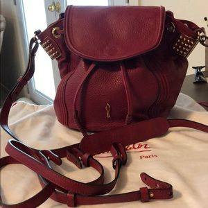 Christian Louboutin Convertible Backpack (Leather)